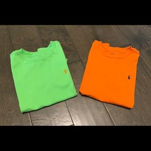 Boys size 7 Polo T-Shirt bundle